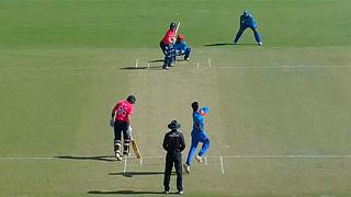 Cricket : l'Angleterre domine l'Afghanistan