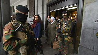 Bruxelas: Transportes a meio-gás, com segurança ao máximo