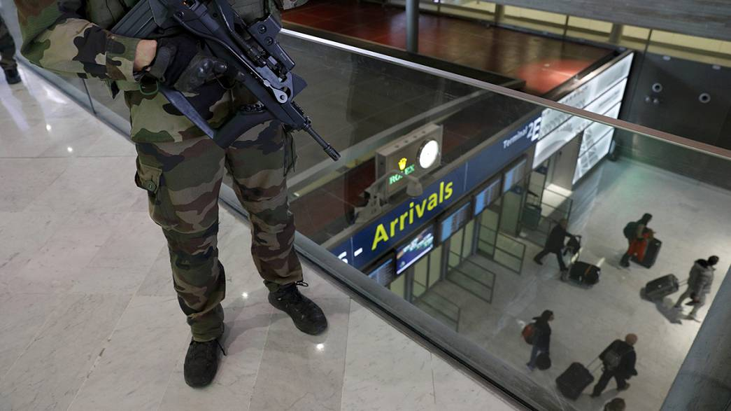 Europe tightens airport security as fresh attacks feared