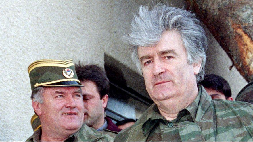 Karadzic espera sentencia 20 años después de la guerra de Bosnia