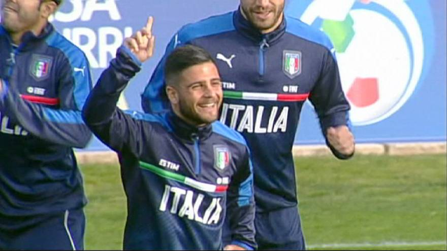 Final gibi dostluk maçı: İtalya-İspanya