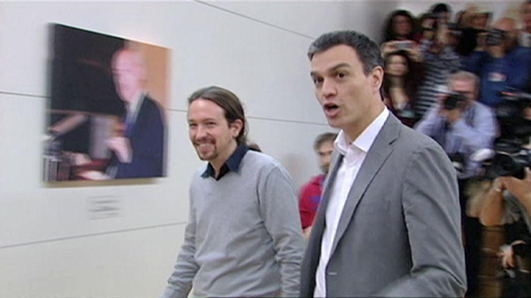 Spagna, Psoe e Podemos discuteranno del nuovo governo