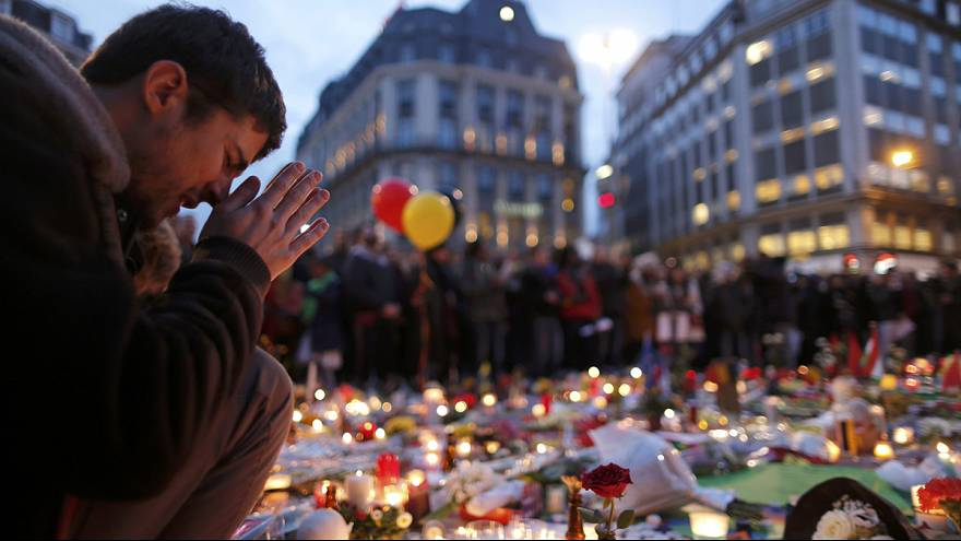 """""""Terror has no religion"""" - Brussels mourns"""