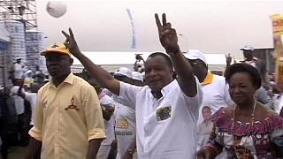Republik Kongo: 3. Amtszeit für Präsident Nguesso perfekt