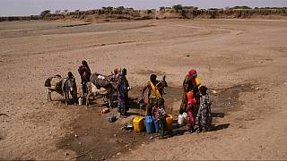Drought persists in Ethiopia