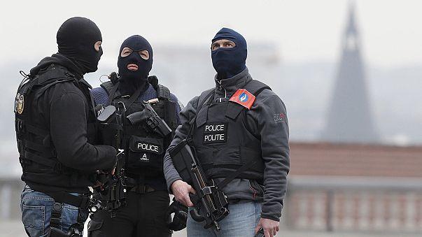 A harmadik támadót keresik a belga hatóságok