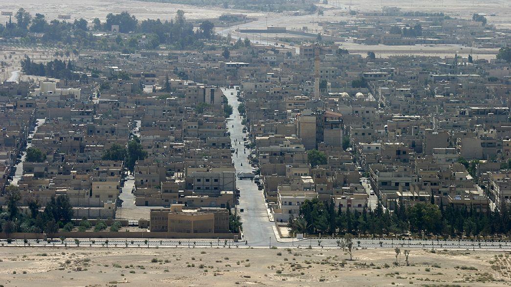 El ejército sirio asegura haber entrado en Palmira