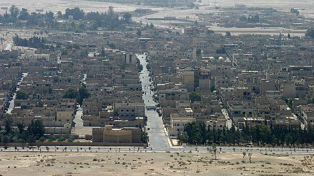 Syrie : l'armée aux portes de Palmyre