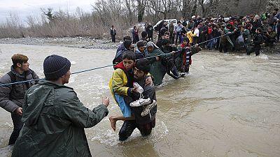 Las ONG se retiran en protesta por el acuerdo sobre los refugiados entre la UE y Turquía