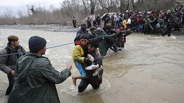 AB-Türkiye mülteci krizi anlaşması yürürlükte