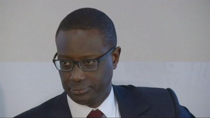 El director del Crédit Suisse, Tidjane Thiam, cobró en 2015 un total de 17.300 millones de euros