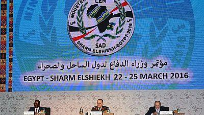 Égypte: réunion des ministres de la défense des États Sahélo-Sahariens