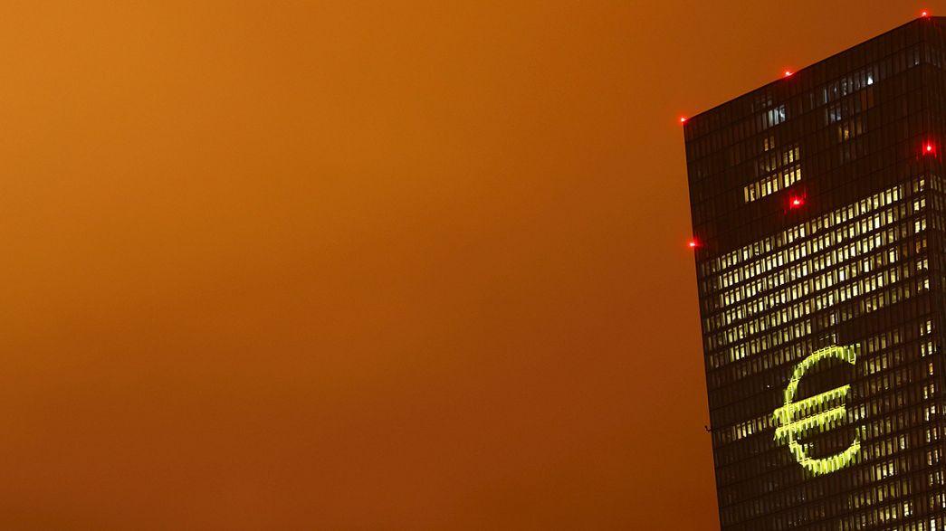 Объемы выкупаемых ЕЦБ облигаций вызывают опасения