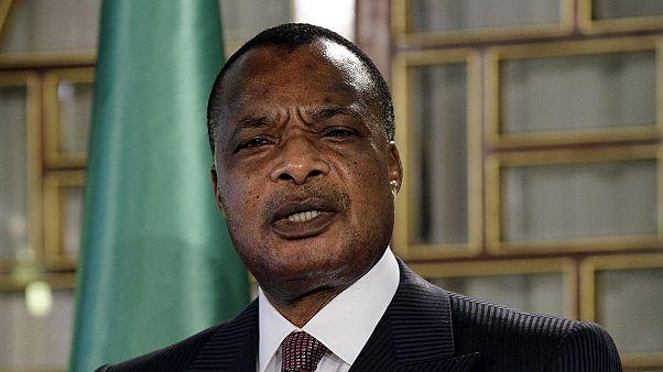 Denis Sassou Nguesso, reelegido presidente del Congo por tercera vez