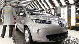Fékhiba-gyanú a Renault elektromos autóinál