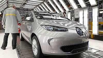 Renault recalls some Zoe EVs