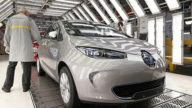Renault отзывает более 10 тысяч машин Zoe