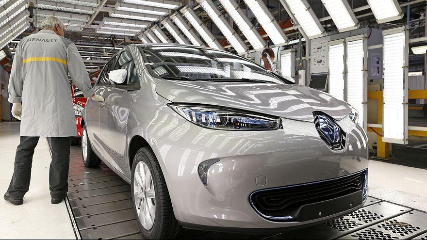 Renault recalls some Zoe EVs