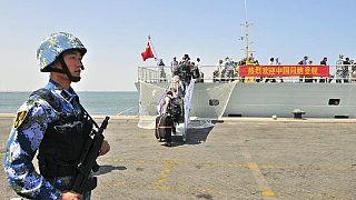 La Chine compte s'installer militairement à Djibouti