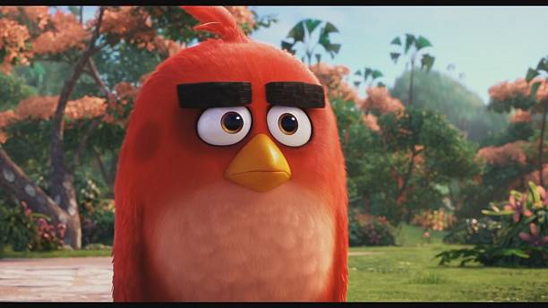 Red from the 'Angry Birds' becomes honorary ambassador at the United Nations