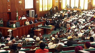 Nigerian parliament approves record 6.06 trillion naira budget