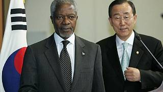 Time for female Secretary-General at UN - Kofi Annan