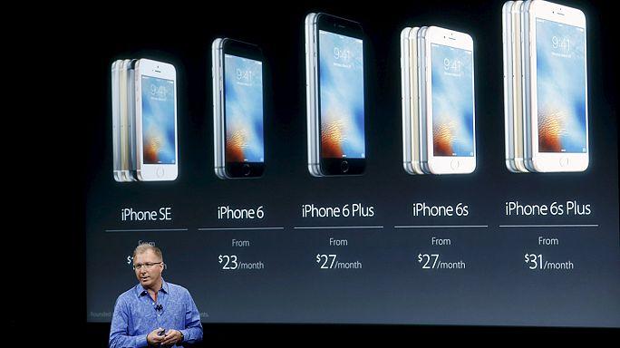 Apple начала прием заказов на iPhone SE и iPad Pro