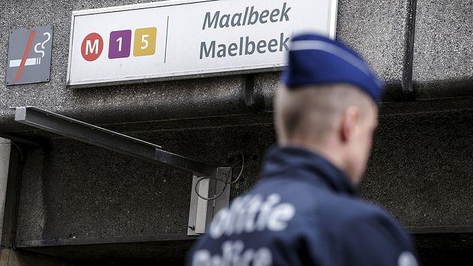 بلجيكا تتعقب هاربين اثنين على علاقة بتفجيرات بروكسل الانتحارية