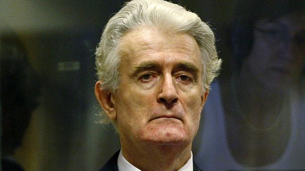 "Radovan Karadzic ""The Butcher of Bosnia"""