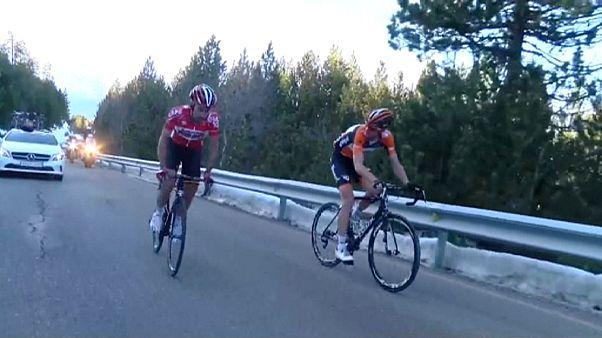 Tour de Catalogne : Quintana devant la meute