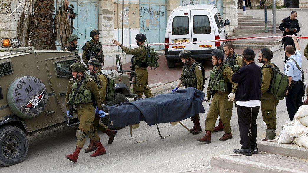 Cisjordanie : un soldat israélien soupçonné d'avoir achevé un Palestinien à terre