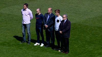 Spanien trauert um früheren Barça-Star und Ex-Trainer Cruyff