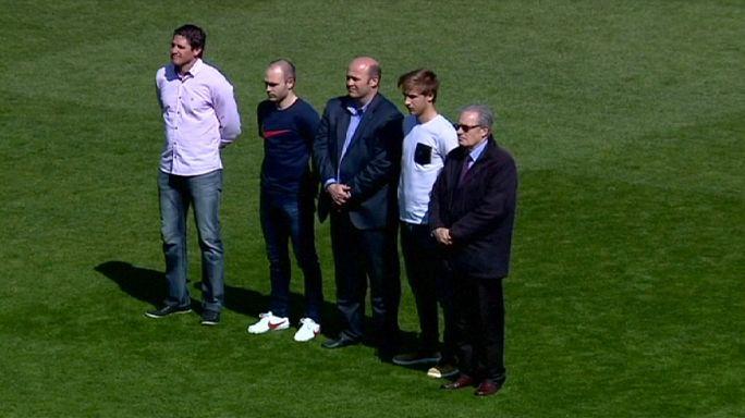 Hommages unanimes après la mort de Johan Cruyff