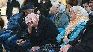 Karadzic'e verilen 40 yıl hapis kurban yakınlarını memnun etmedi