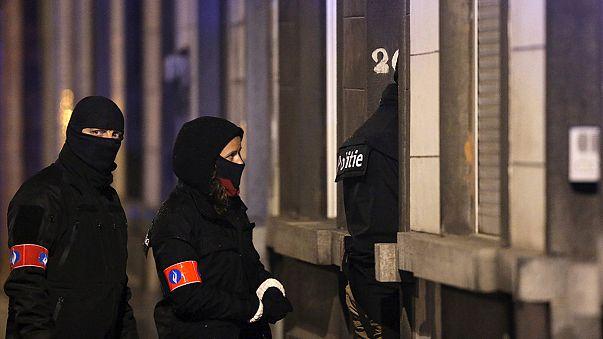 Bélgica: Seis suspeitos de terrorismo detidos em Bruxelas