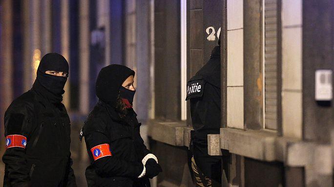 Brüsszel: hat embert letartóztattak
