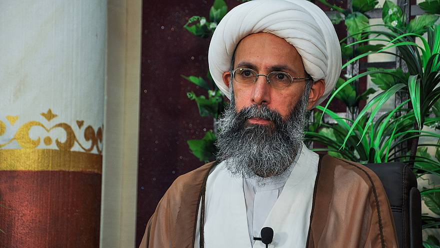 Image: Nimr al-Nimr was convicted of inciting violence and executed in 2016