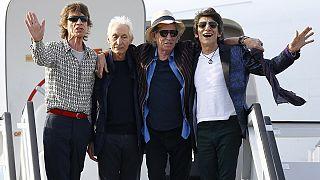 Küba'da The Rolling Stones heyecanı
