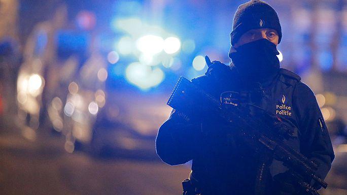 Újabb letartóztatások Brüsszel három kerületében