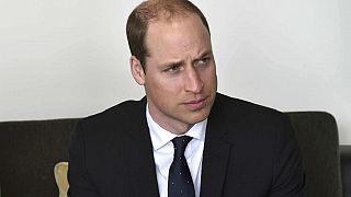 Prince William in Kenya, backs conservation efforts