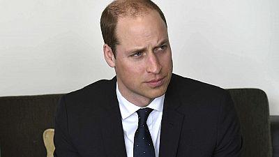 Kenya : le prince William contre le braconnage