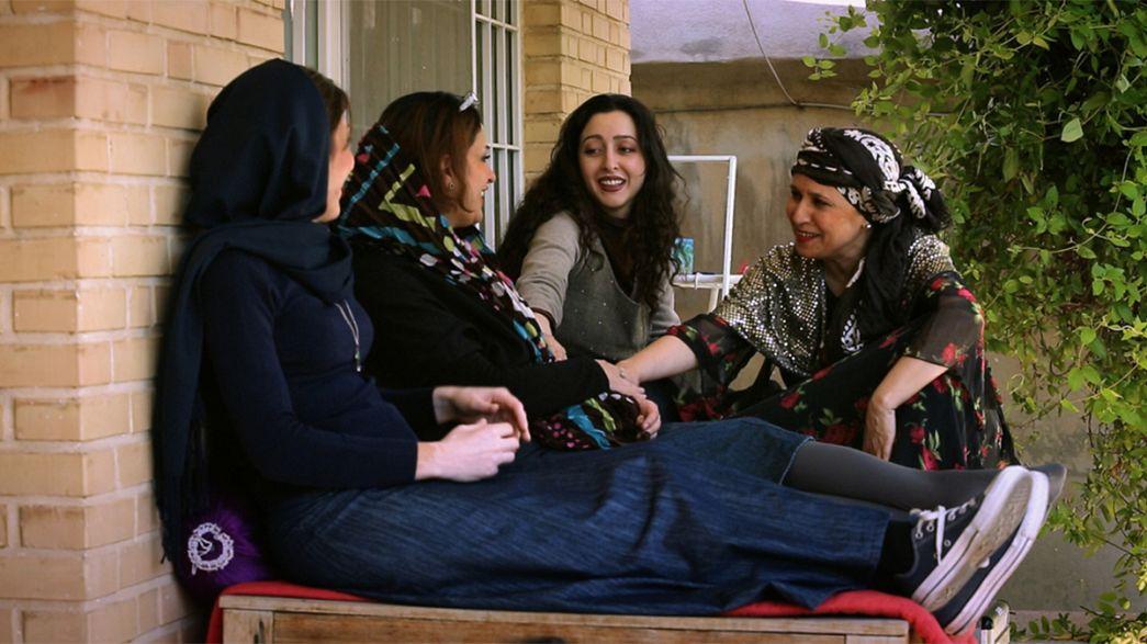 "Cinema Box les presenta ""No land's Song"" del director iraní Ayat Najafi"