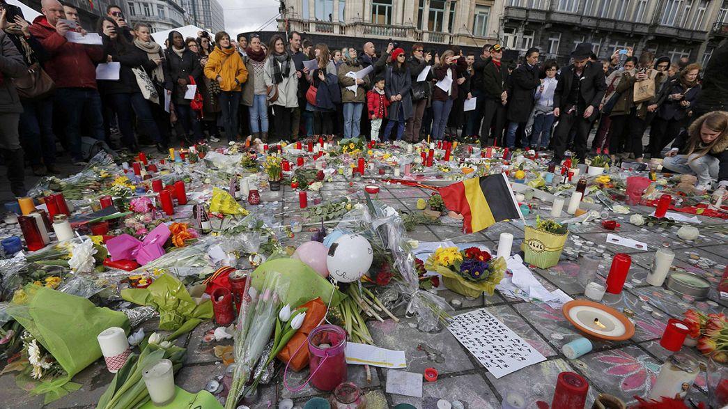 """""""Wir sind Brüssel"""" - Europe Weekly im Zeichen der Terroranschläge"""
