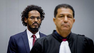La Haye: l'islamiste accusé d'avoir détruit les mausolées de Tombouctou plaide coupable
