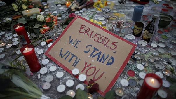 Je suis Brussels - the aftermath of the bombings in the Belgian capital