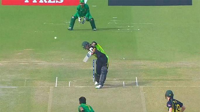Austrália elimina Paquistão no mundial de críquete