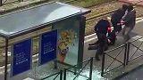 إعتقال ثلاثة أشخاص في بروكسل على صلة بخلية باريس وإصابة أحدهم