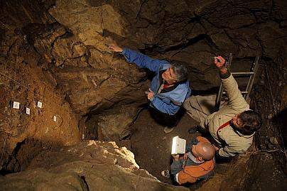Mom was Neanderthal: Fossil shows mix of humankind's cousins