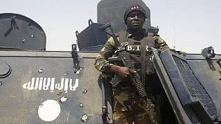 Arrested suicide bomber claims to be one of the Chibok girls