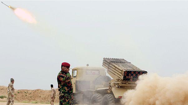 IS-Miliz verliert an Boden